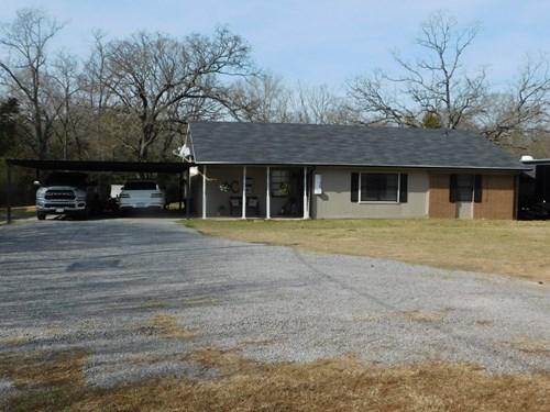 Home For Sale - Buffalo, TX - Leon County Texas