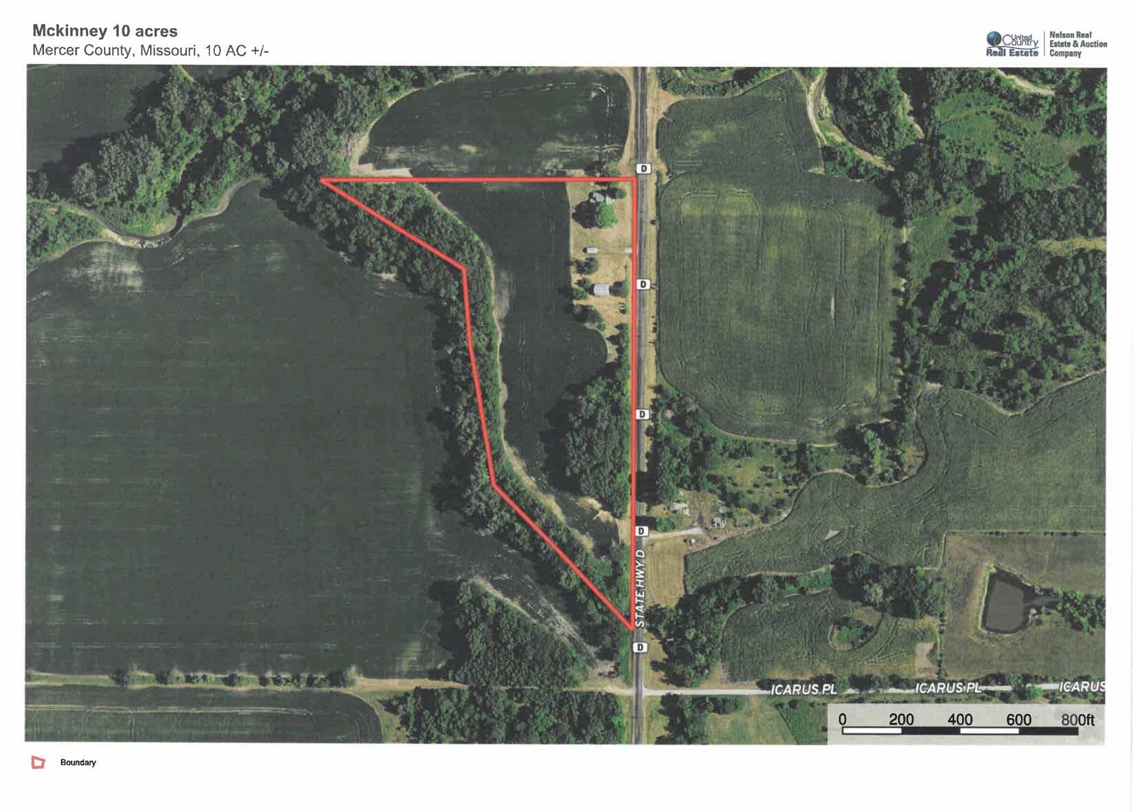 Small Acreage in Northwest Missouri
