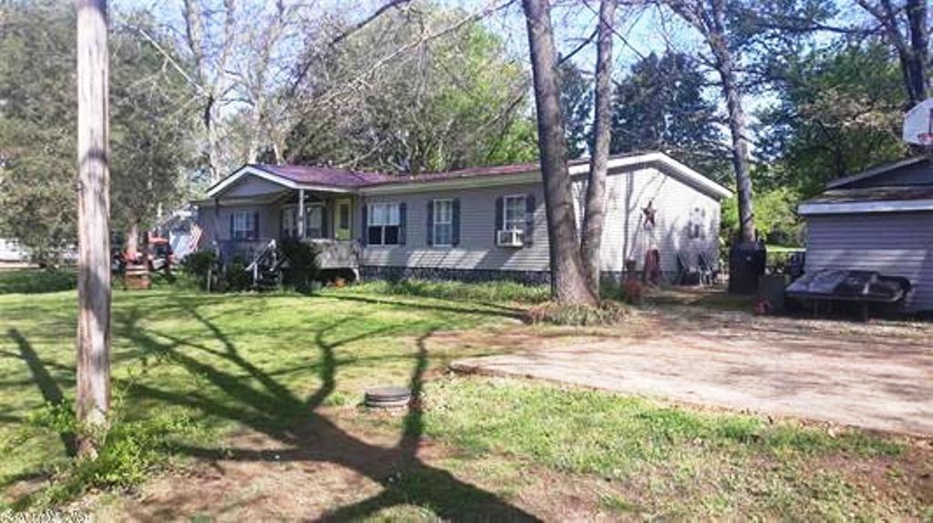Home with arge shop Mt Pleasant, Arkansas