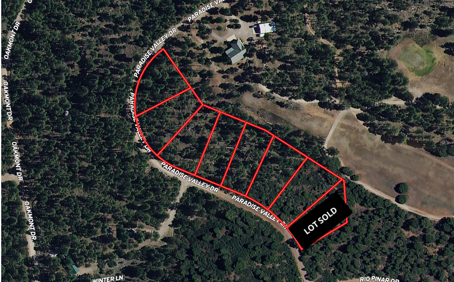 GOLF COURSE LAND IN TIMBERON NEW MEXICO FOR SALE