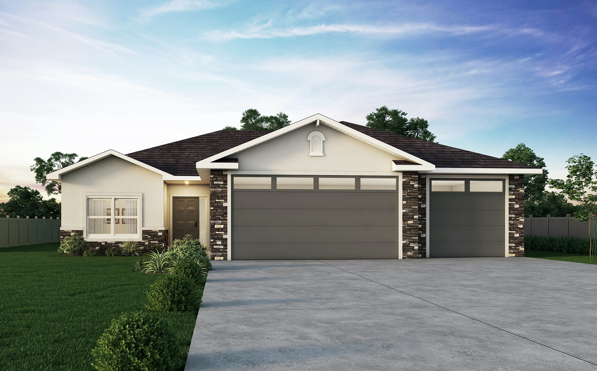 New Construction Home in Grand Junction Palumbo Construction