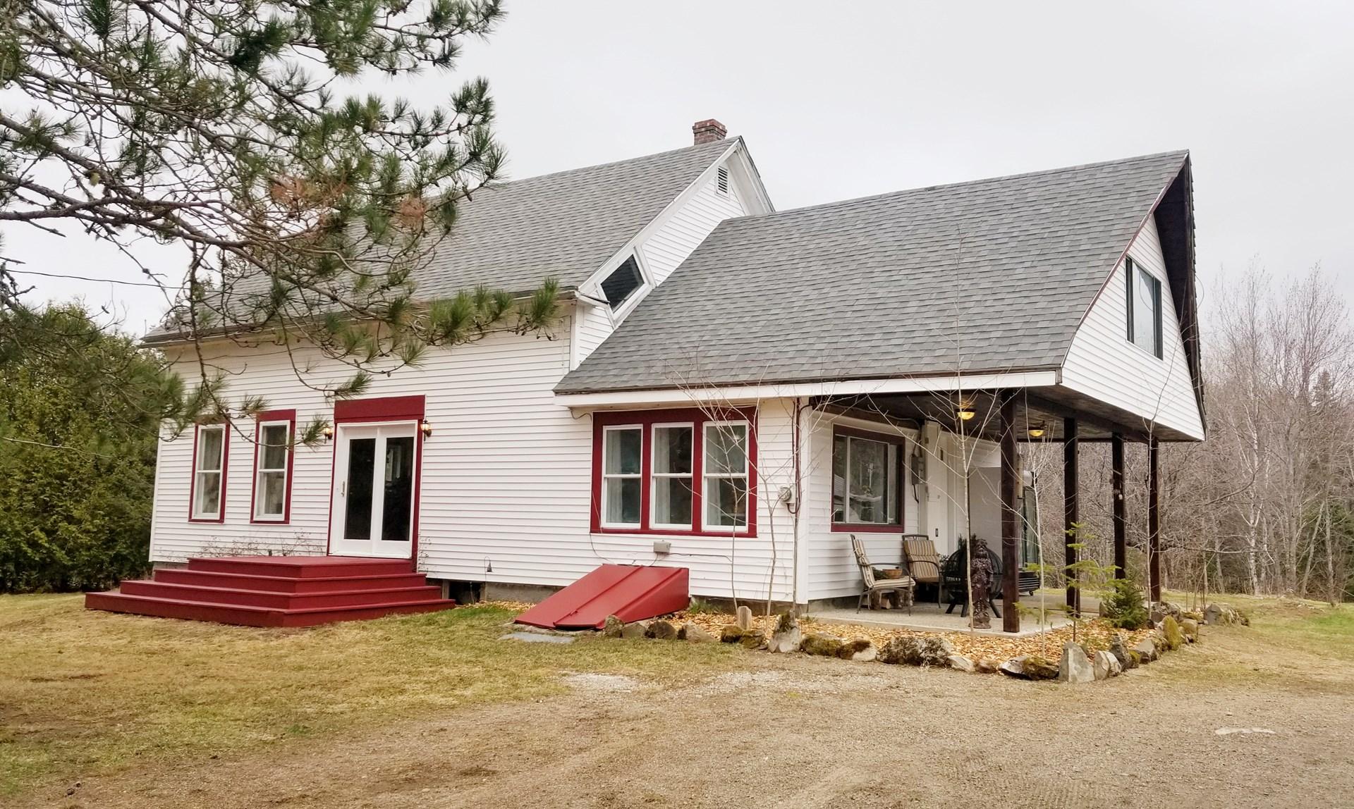 Maine Mini Farm For Sale
