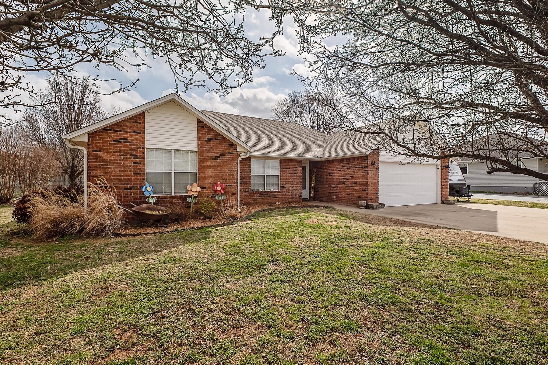 Prairie Grove, AR 4 Bed 2 Bath House For Sale