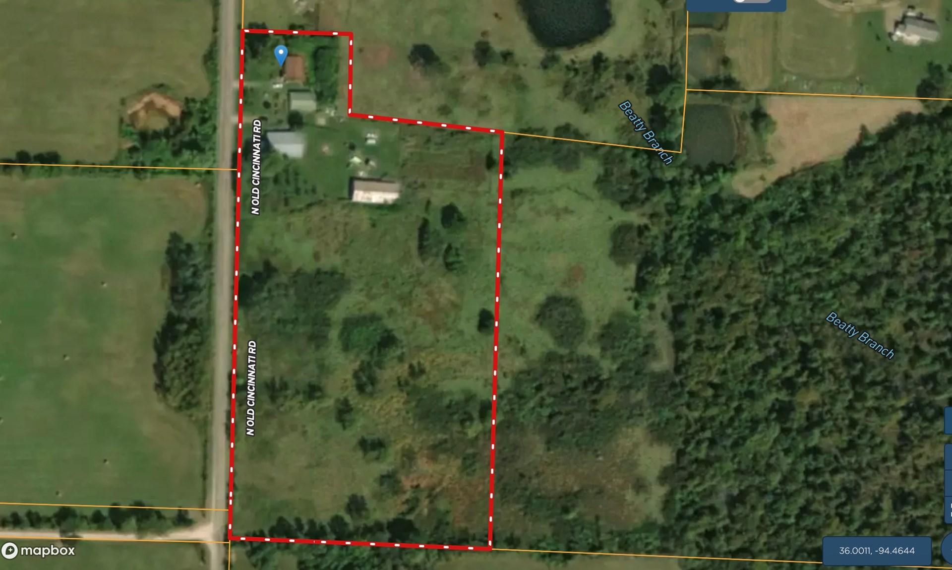 9 Acre Hobby Farm For Sale in Lincoln AR