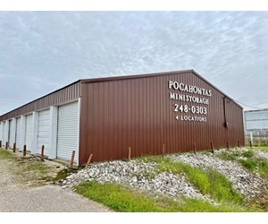 Mini Storage Facility For Sale in Pocahontas, AR