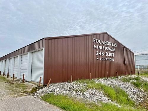 Mini Storage Facility For Sale in Pocahontas, AR
