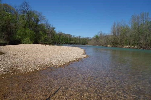 Current River Ranch & Home For Sale in Shannon County, MO