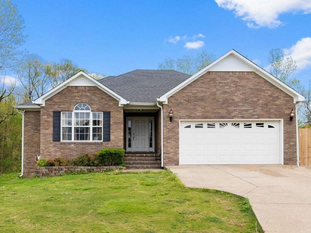 Home for Sale in Sugar Creek Subdivision in Mt. Pleasant, TN