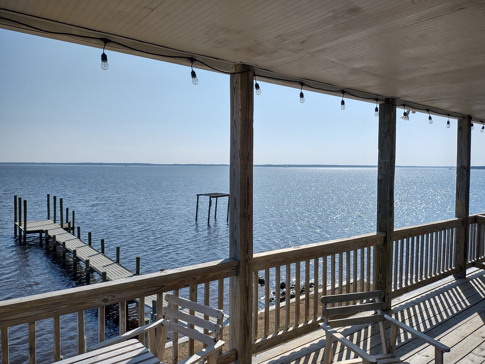 Riverfront home for sale in NC