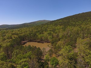 POTEAU MOUNTAIN RECREATIONAL PROPERTY - NATIONAL FOREST
