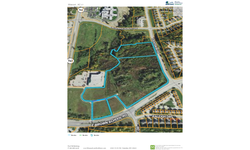 Live & Online Auction Commercial Lots Columbia, MO
