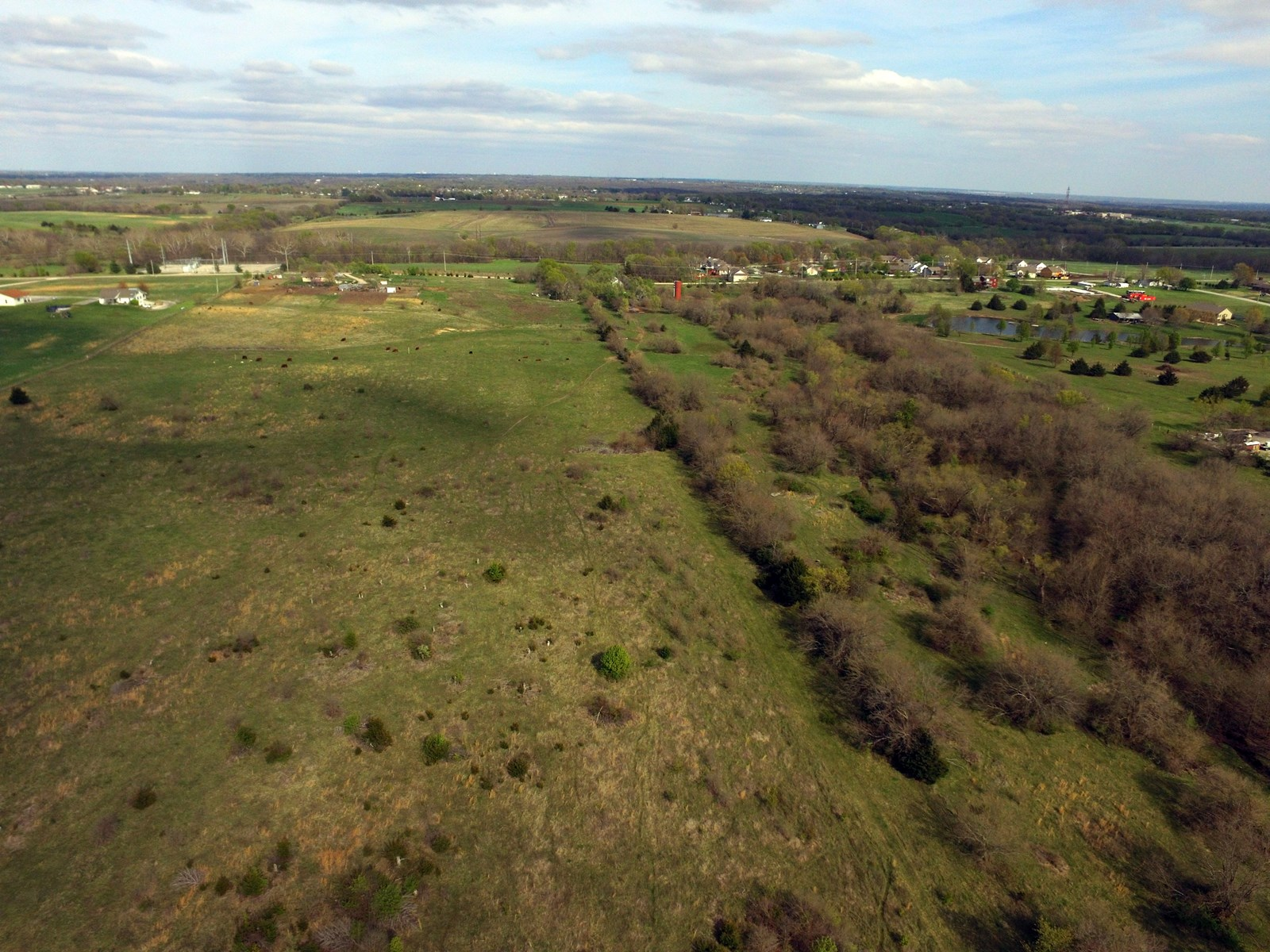 Development Land in Basehor Kansas For Sale