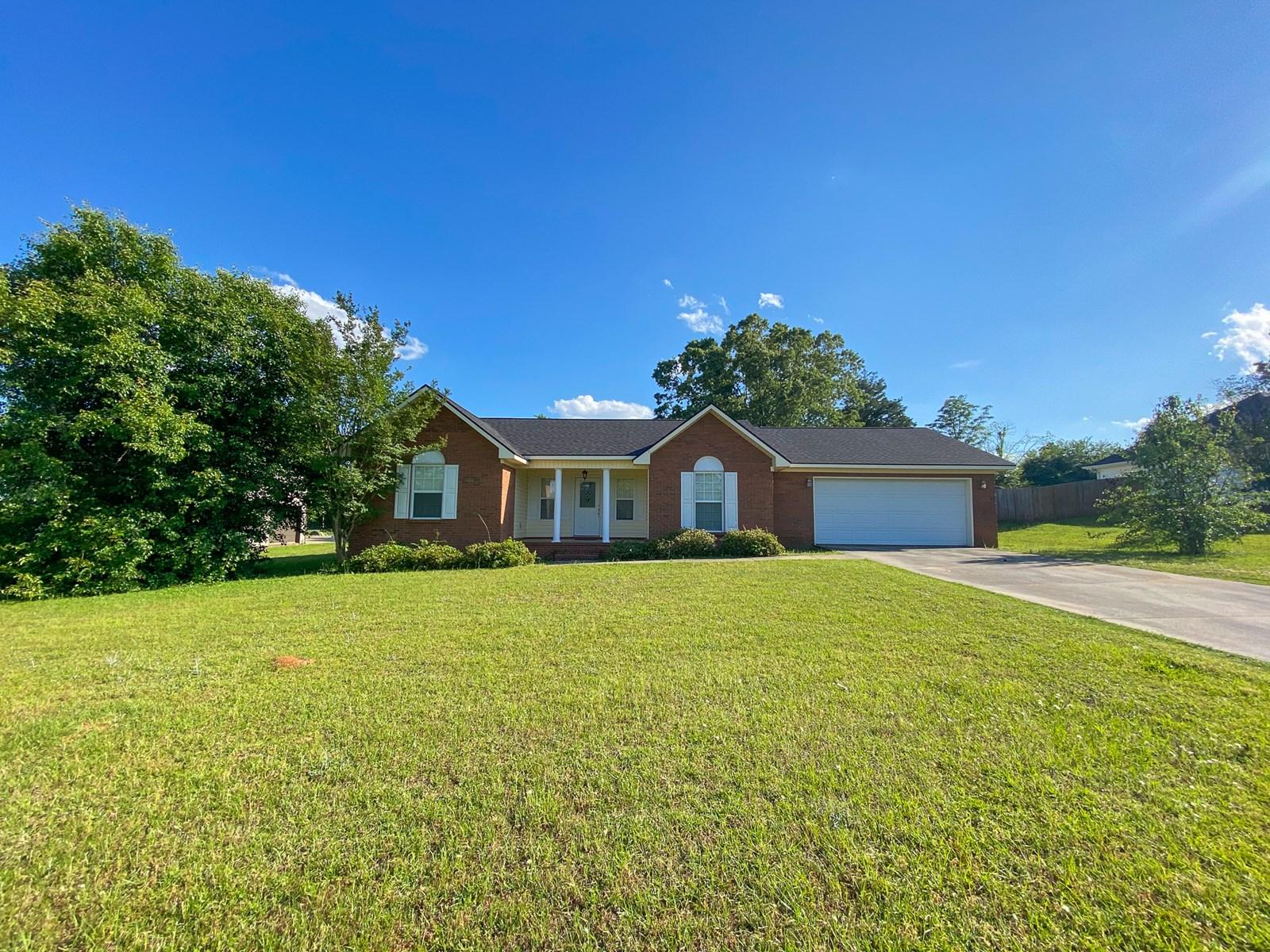 Home for Sale Enterprise, AL near Enterprise, Ft Rucker Gate
