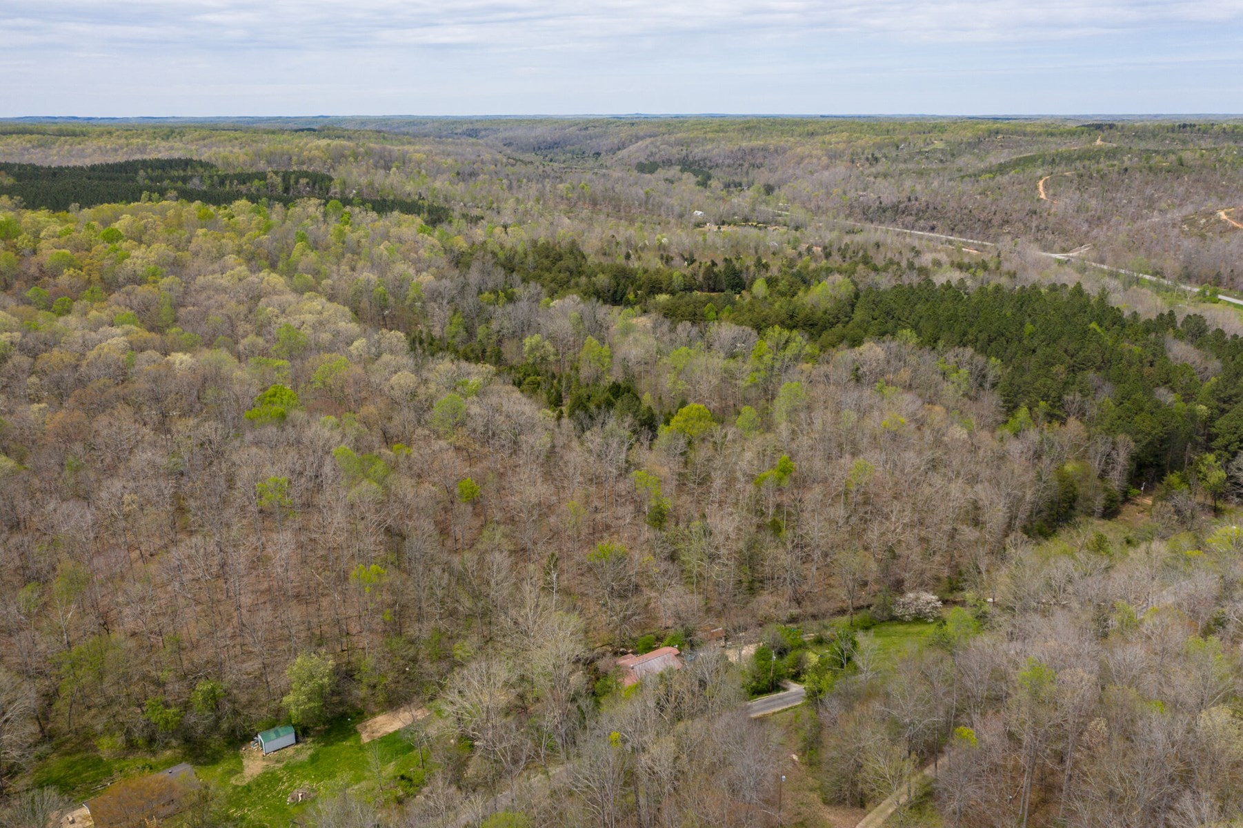 Land with Acreage for Sale in Linden, Tennessee