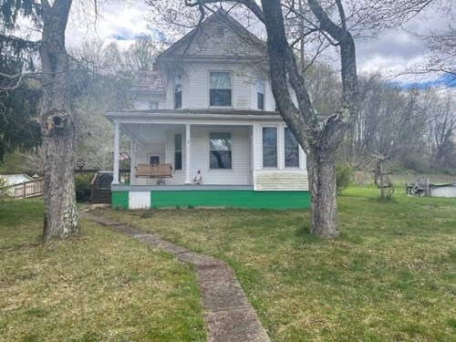 Lewisville OH Farm for sale