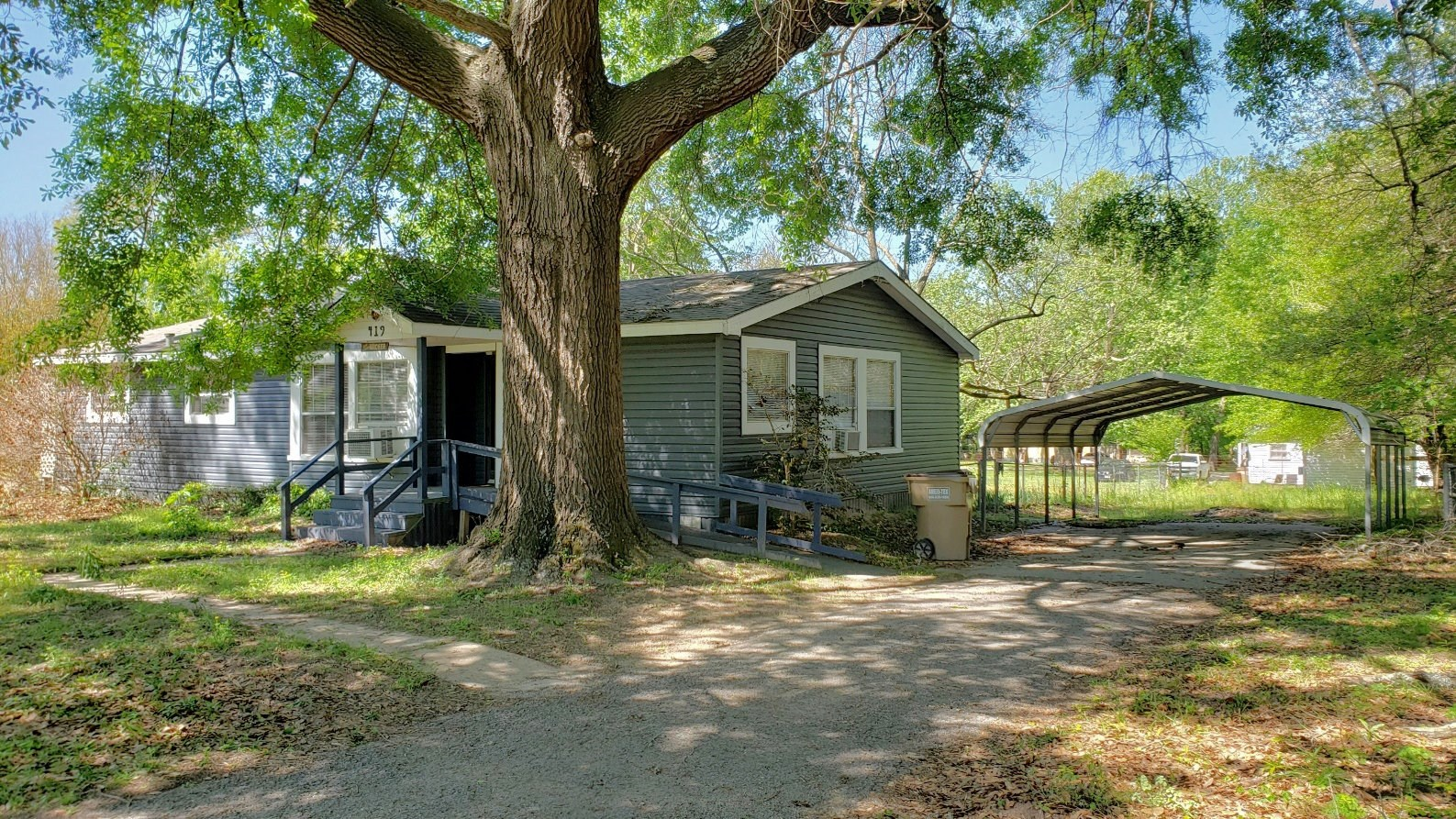 DOUBLE WIDE MOBILE HOME FOR SALE IN FRANKSTON TX | EAST TX