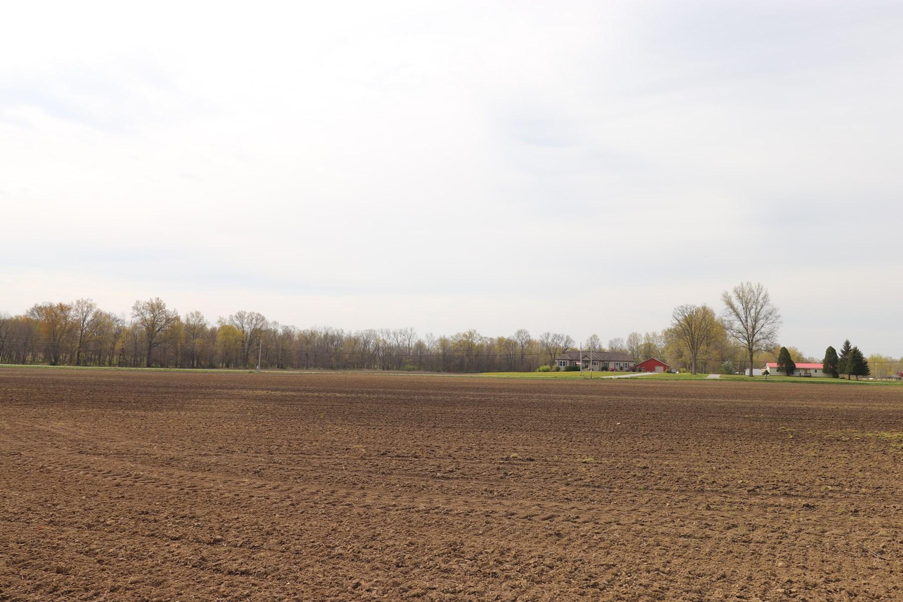 Delaware County, Sunbury, Ohio Building Lot,