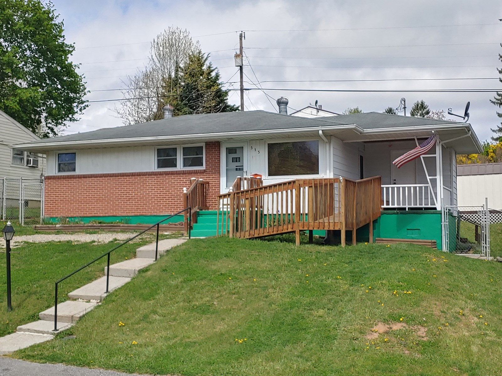 Home for Sale in the Town of Christiansburg VA!