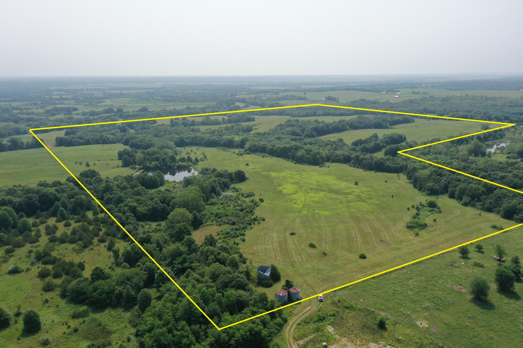 For Sale 185 Acre m/l Hunting Farm