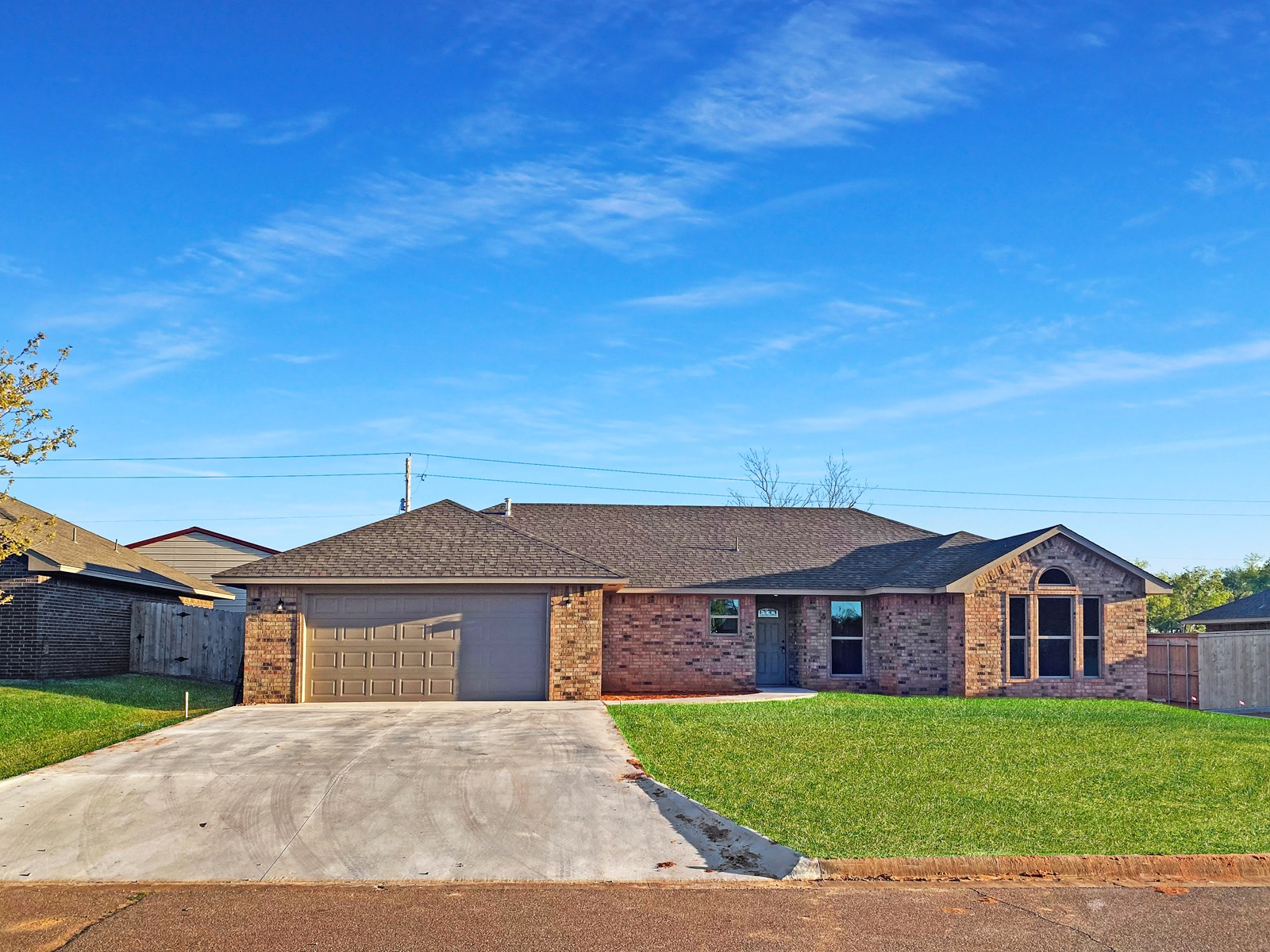 Gorgeous Brick Home located at 152 Bonita Drive in Elk City,