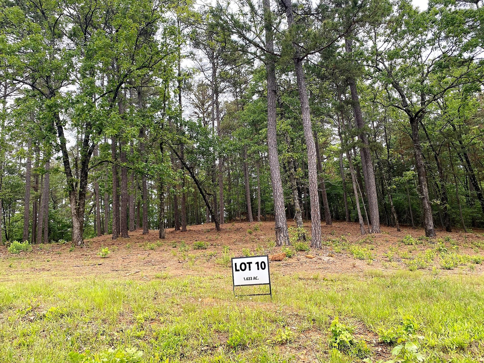 Lot 10 Residential Land for Sale Lindale TX Near Hideaway