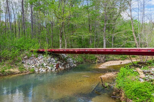 TN Recreational Land for Sale, Live Water - Camper / RV Spot