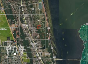 24.39 ACRES M/L. BREVARD COUNTY FLORIDA LAND FOR SALE