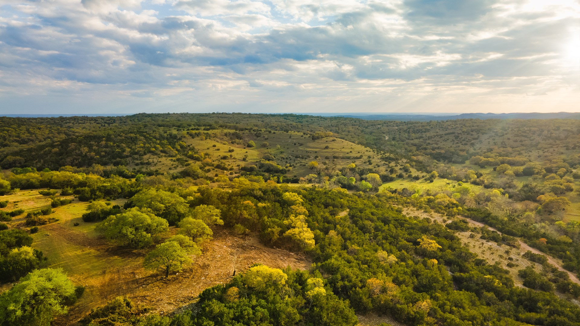 Texas Hill Country Land For Sale near Boerne and Blanco
