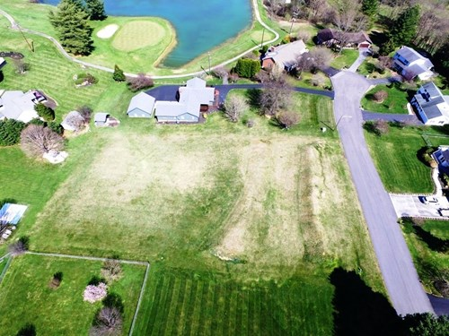 Spacious Lot for development at golf course in Wytheville