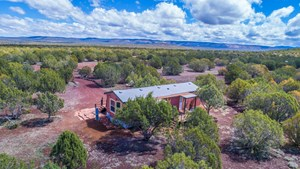 HOME ON WOODED LAND FOR SALE, WILLIAMS AZ
