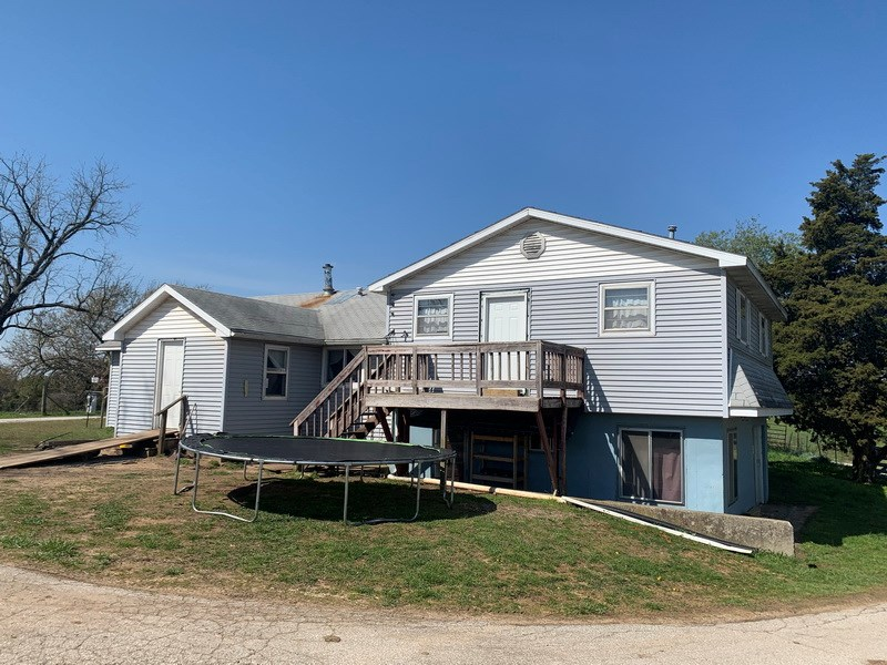 Country Home and Acreage For Sale in Cedar County, MO