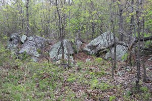 80 ACRES OF THE BEAUTIFUL OZARK MOUNTAINS
