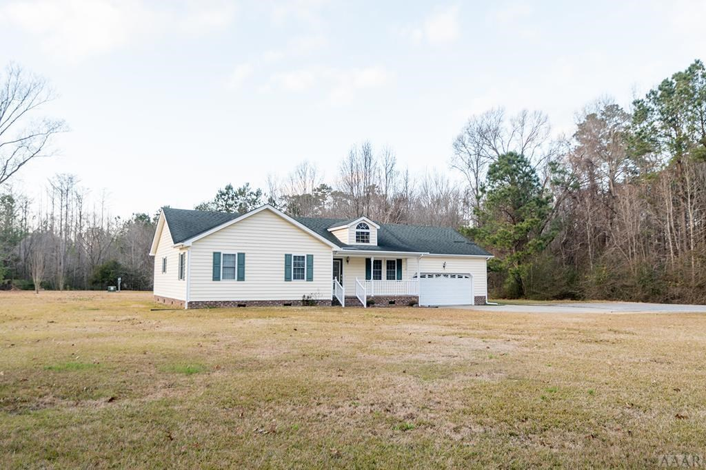 PERQUIMANS COUNTY COUNTRY HOME FOR SALE