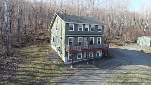 Maine Country Home for Sale in Beautiful Sebec
