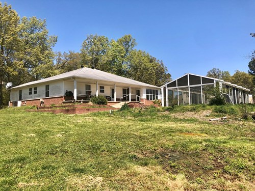 COUNTRY HOME FOR SALE WITH LAND!