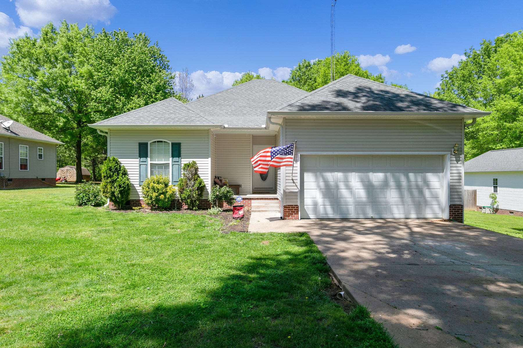 3 BR / 2BA Home for Sale in Milan, TN