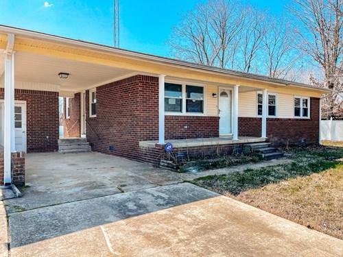 Big Sandy, Tennessee Home for Sale Near Kentucky Lake