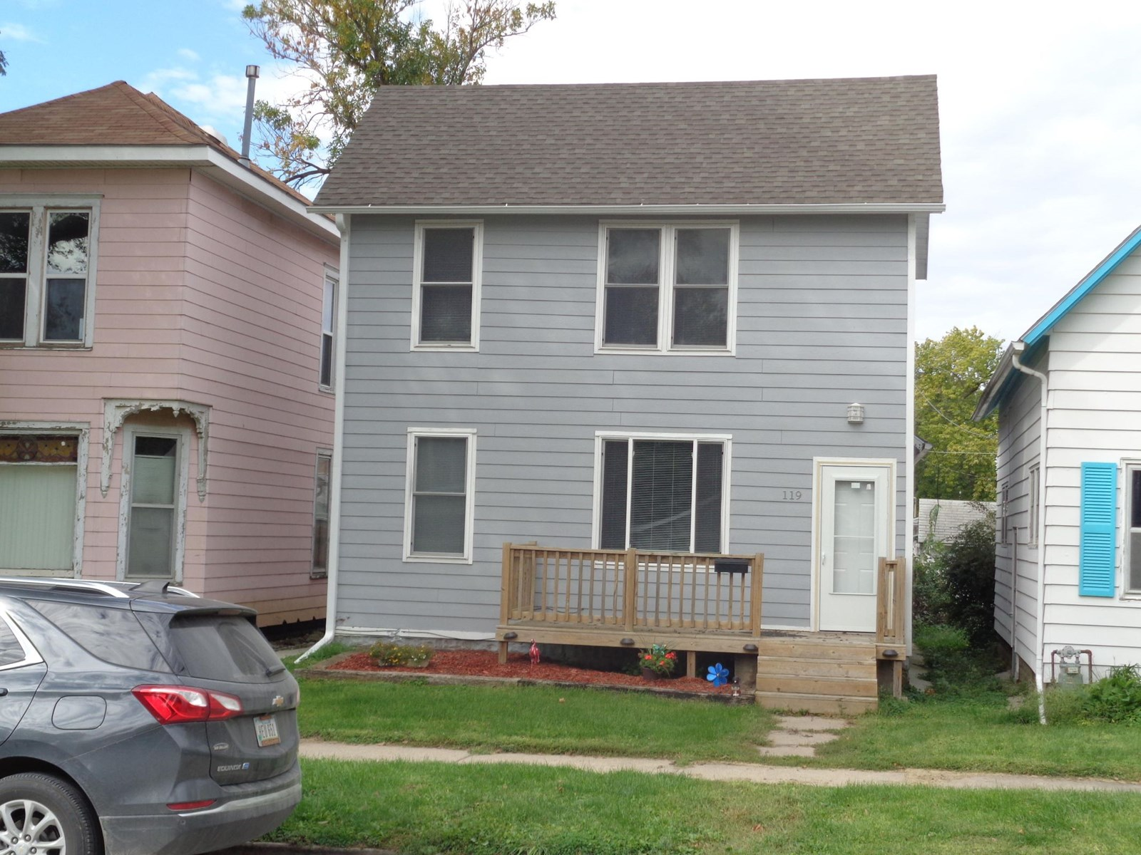 TWO STORY HOME FOR SALE MISSOURI VALLEY HARRISON COUNTY IOWA