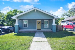 RENOVATED HISTORIC HOME FOR SALE IN SOUTHWEST ARDMORE