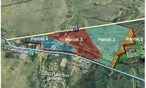 Colorado Commercial Land  Absolute Auction