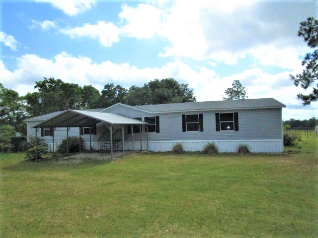 Very large double wide mobile home in Bristol with 1 acre +