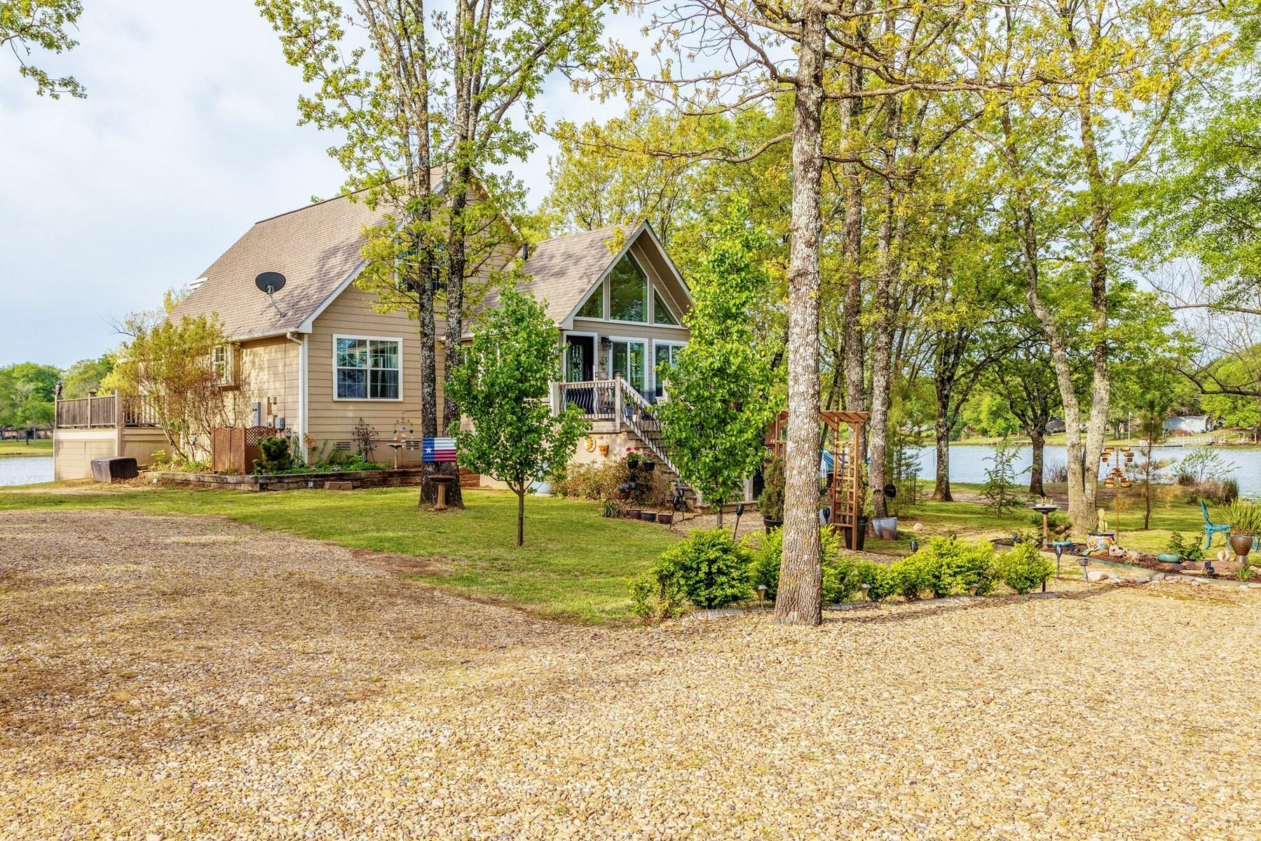 Bonham, TX Lake House