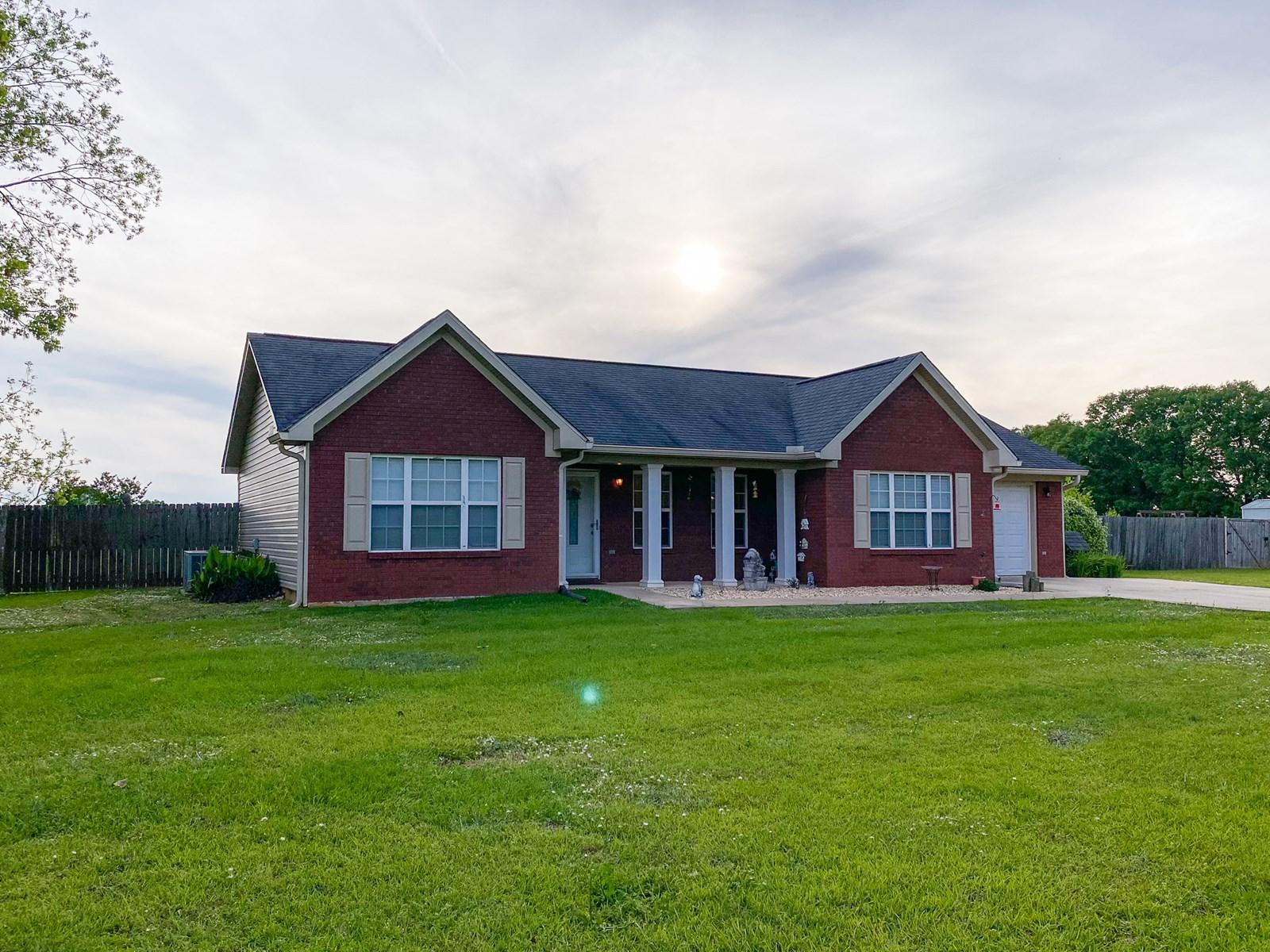 House for Sale w/Large Private Backyard in Enterprise, AL