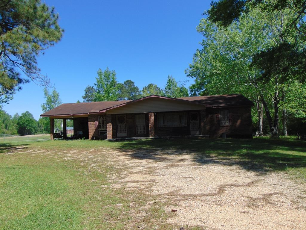 Country Home For Sale Lawrence County Monticello Mississippi