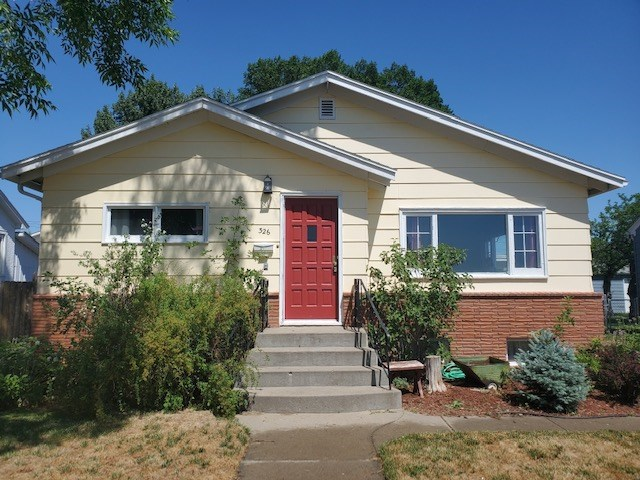Updated, Move-in Ready Home with View of Yellowstone River!