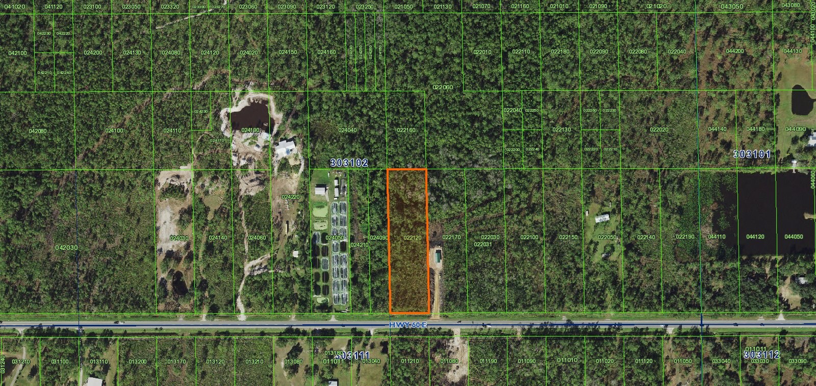 2.33 ACRES FOR SALE, LAKE WALES, CENTRAL FLORIDA