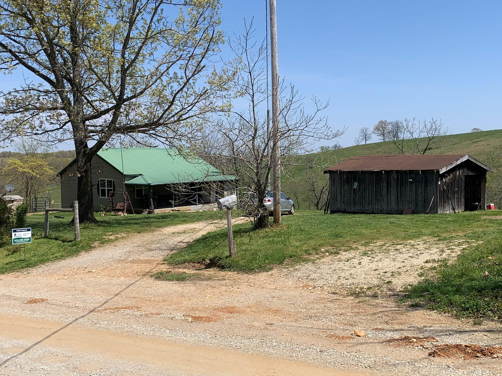 COUNTRY HOME FOR SALE IN TEXAS COUNTY