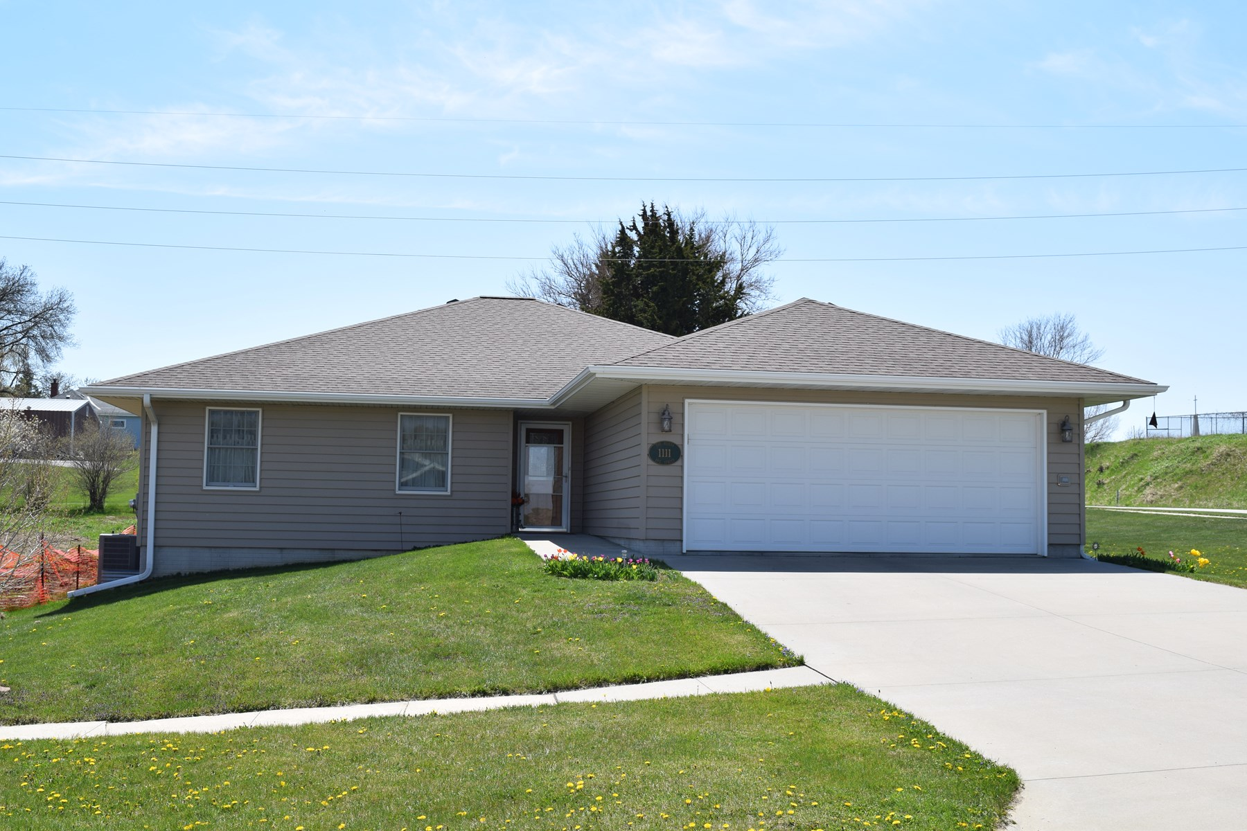 Ranch-Style, 3 Bedroom Home, Harlan, IA, Shelby County