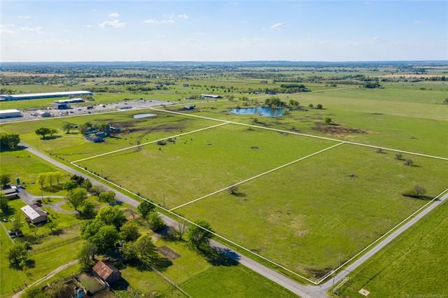 10 ACRES FOR SALE IN PRYOR, OKLAHOMA