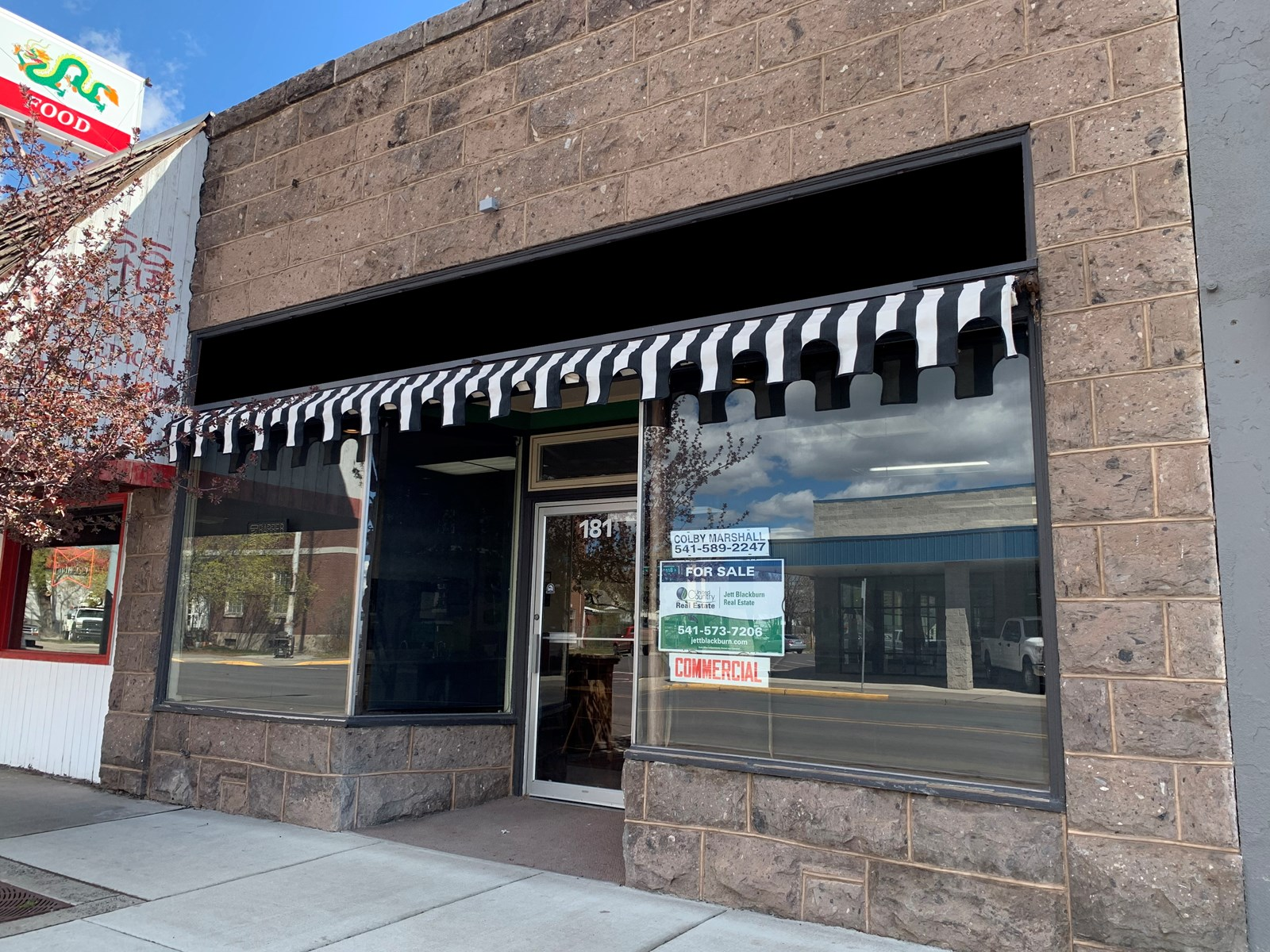 Burns Broadway Business - 181 N Broadway Ave, Burns OR 97720